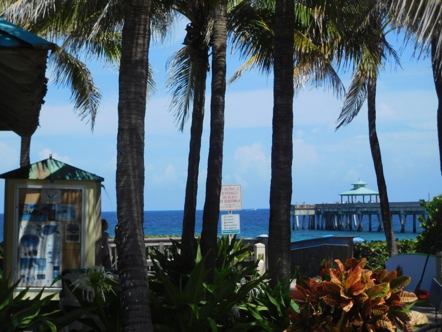 Deerfield Beach en Floride