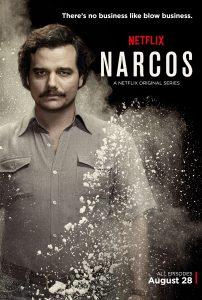Narcos Netflix Escobar