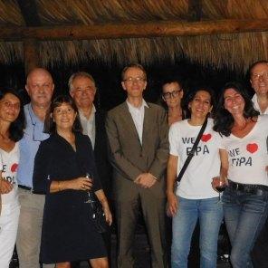 Soirée Wine & Cheese de FIPA et des parents d'élèves de Miami