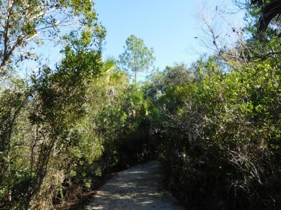 Circuit de randonnée du refuge des panthères