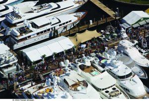 Boat show de Fort Lauderdale