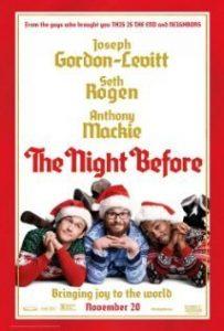 film the night before
