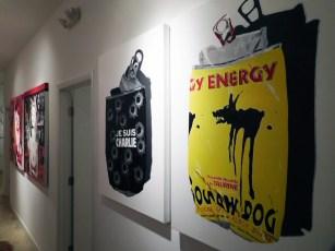 Soirée artistes Courrier de Floride à Miami