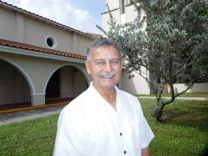 L'abbé Jean-Paul Guay, prêtre en Floride