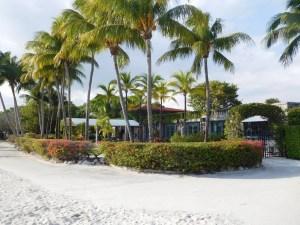 Red Fish Restaurant - Plage du Matheson Hammock Park - Coral Gables - Miami - Floride
