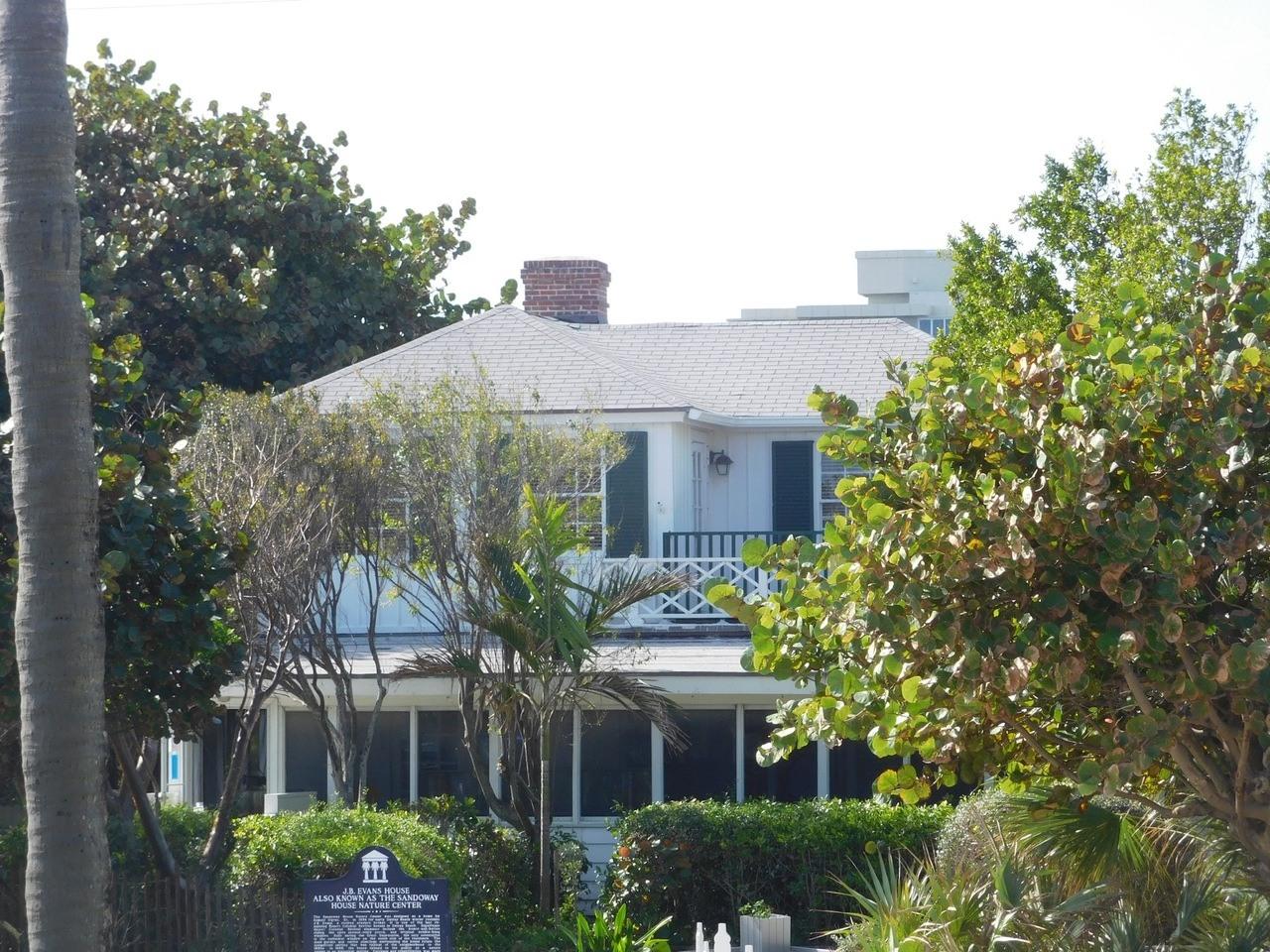 Sandoway House - Nature Center - Delray Beach - Floride