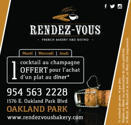 Rendez-Vous French Bakery & Bistro Oakland Park Fort LauderdaleRendez-Vous French Bakery & Bistro Oakland Park Fort Lauderdale