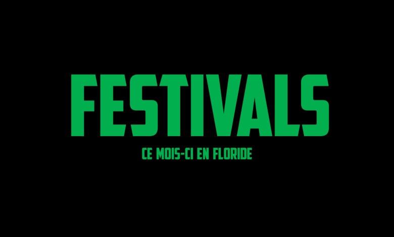 Festivals en Floride