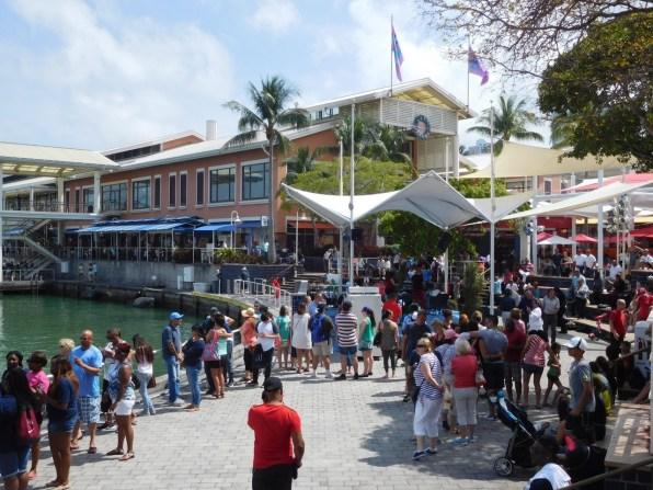 Le Bayside Market Place à Bayfront Park / Miami Downtown