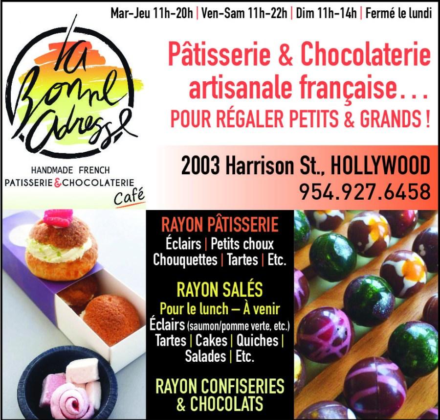 La Bonne Adresse Hollywood, café restaurant