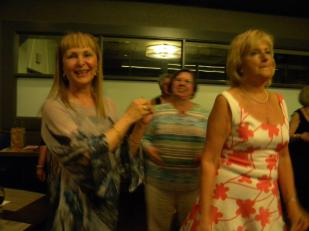 Lorraine, Cécile et Nicole