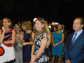 Laurence Pons (Bonjour Weston, Petits Ecoliers de Miami) - 30 ans du Consulat de France à Miami