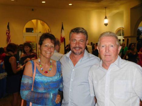 Les amis de Naples et Fort Myers étaient là ! - 30 ans du Consulat de France à Miami