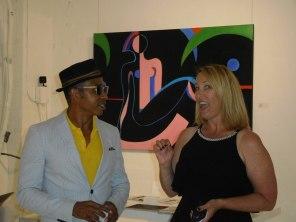Vernissage Blooming Beauties à la Macaya Gallery de Miami