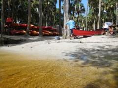 Kayak à Riverbend Park / Jupiter / Floride