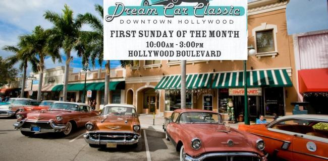 Classic Cars à Hollywood Floride