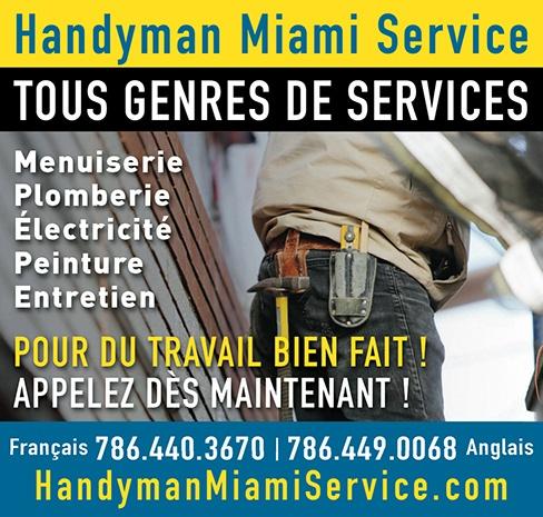Handyman Miami Service
