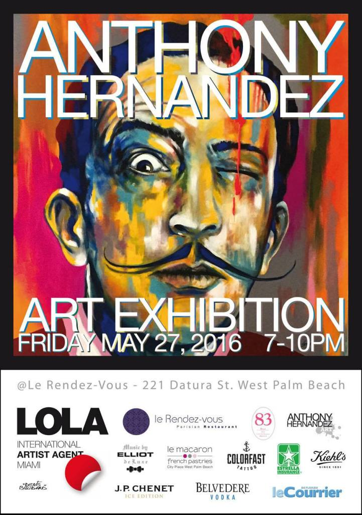 Expo Anthony Hernandez à West Palm Beach