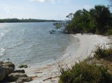 Plage à Port Salerno / Floride