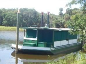 Croisière sur le Myakka River State Park / Sarasota / Floride