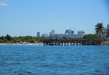 Plage d'Oleta River State Park / Miami Beach