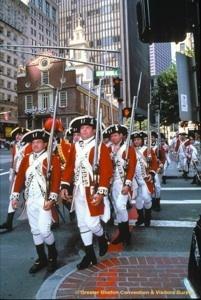 Harborfest Greater Boston Convention & Visitors Bureau