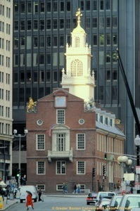 Old State House Greater Boston Convention & Visitors Bureau