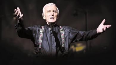 Photo of Charles Aznavour donnera un concert à Montréal cet automne