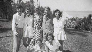 Photo of La tragique histoire des Kennedy à Palm Beach