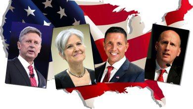 Photo of Qui sont les autres candidats à la Maison Blanche ? (le point sur l'élection présidentielle)