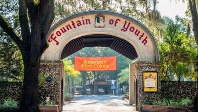 Photo of La Fontaine de Jouvence de St Augustine (Floride)