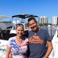 Sandrine et Christophe : pour une croisière privée à Miami, dans les Keys ou à Fort Lauderdale