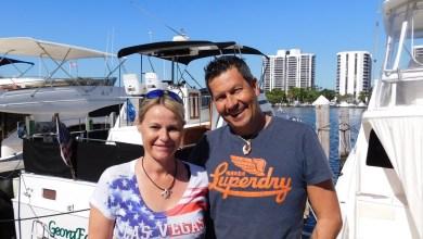 Photo of Sandrine et Christophe : pour une croisière privée à Miami, dans les Keys ou à Fort Lauderdale