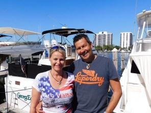 Croisière privée en Français à Miami, Fort Lauderdale et dans les Keys de Floride.