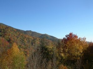 Smoky Mountains / Appalaches / Caroline du Nord
