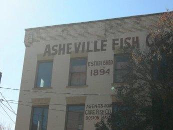 Asheville / Caroline du Nord