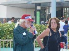Donald Trump à Fort Lauderdale