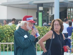 Donald Trump à Fort Lauderdale