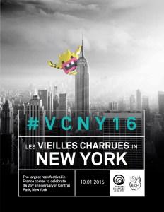 Festival des Vieilles Charrues à New-York