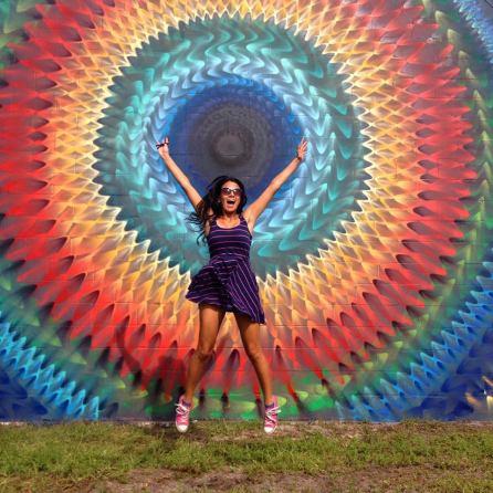 Hoxxoh à Wynwood Miami