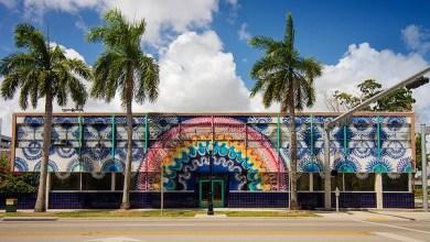 Photo of Hoxxoh : le street-artist psychédélique de Miami