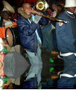 Street Band Nouvelle-Orléans