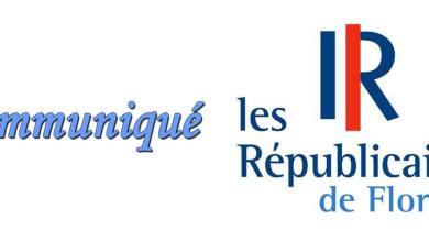 Photo of Primaire en France : Communiqué de Jacques Brion (Les Républicains Floride)