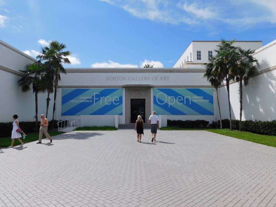 Norton Museum de West Palm Beach en Floride