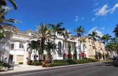 Le centre de Naples en Floride