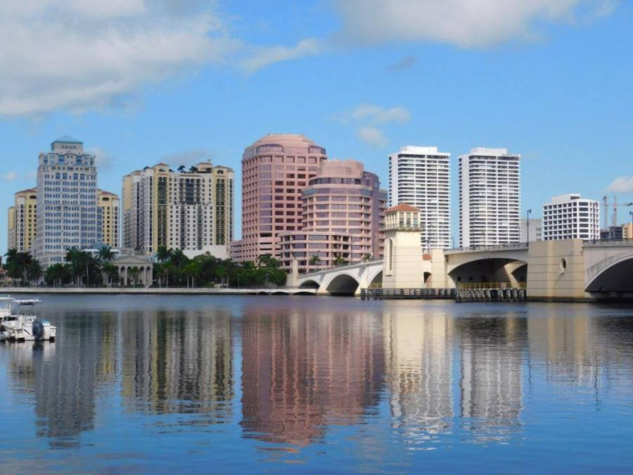West Palm Beach, en Floride