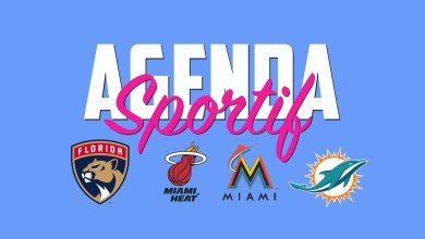 Photo of Calendrier sportif de Novembre 2019 à Miami : Florida Panthers, Miami Heat et Miami Dolphins