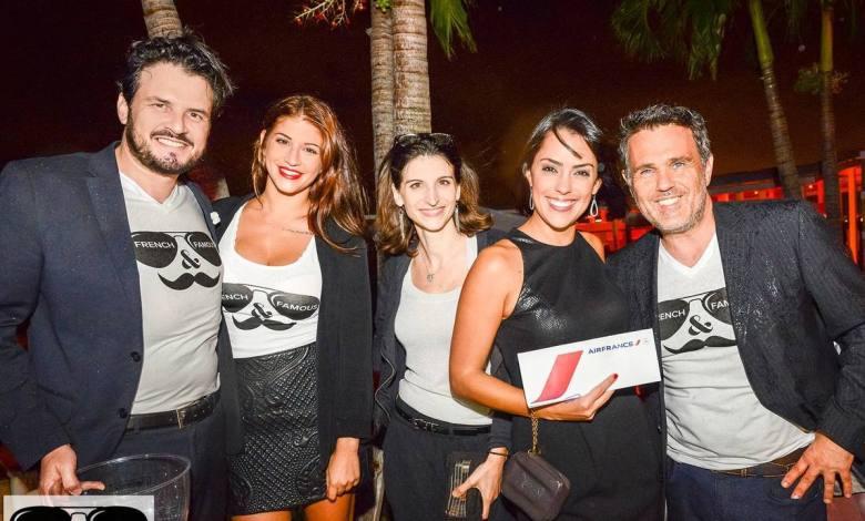 Soirée French & Famous Miami Beach