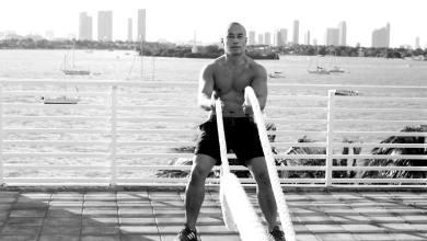 Photo of Duc Long, votre coach sportif français (et fitness) à Miami !