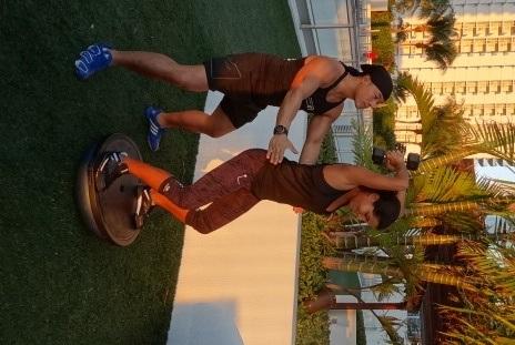 Duc Long Votre Coach Sportif Franais Et Fitness Miami